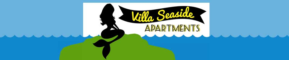 villa seaside banner